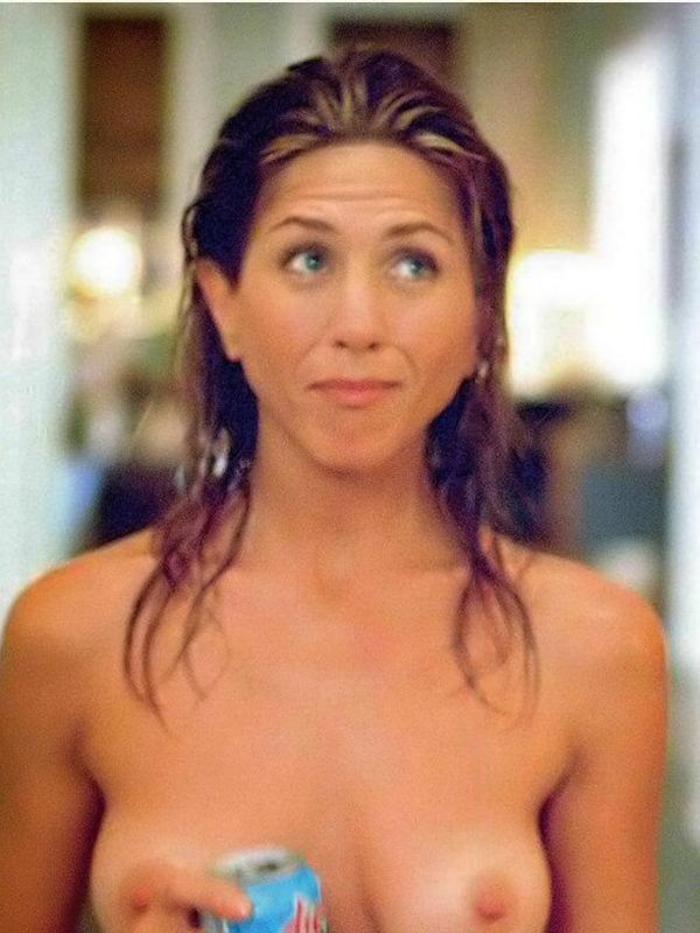 Aniston jennifer nude pic scene