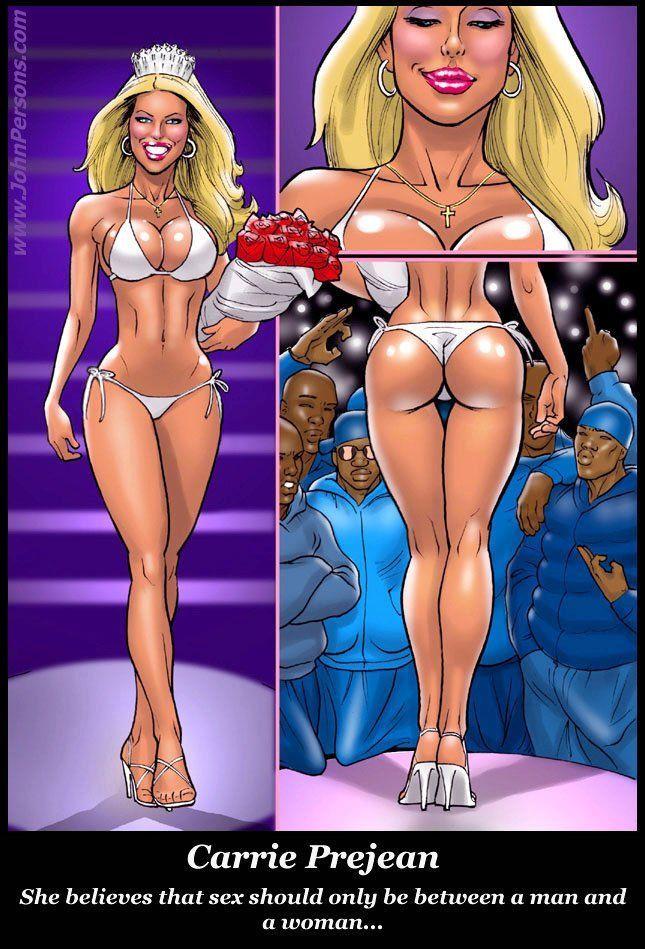 best of Interracial blondes Stormbringer comic pit