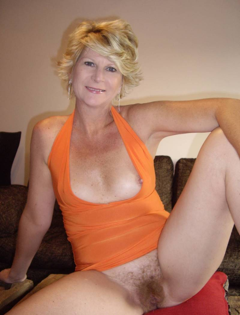Hairy pussy old matures