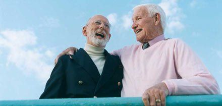 Bisexual older men