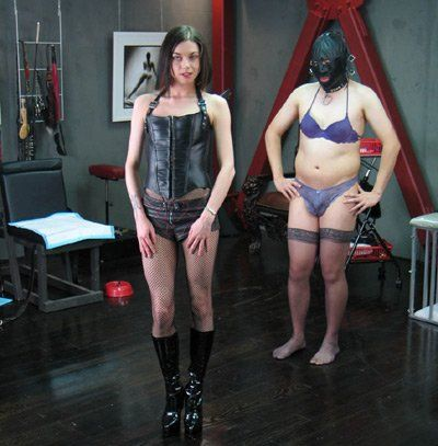 Slut femdom sissy recommend look for