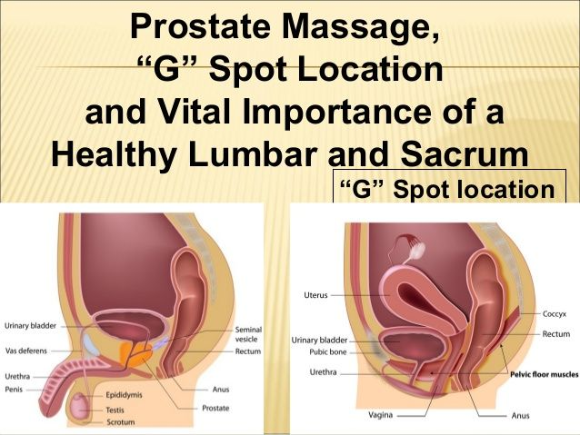 best of G orgasm prostate Male spot