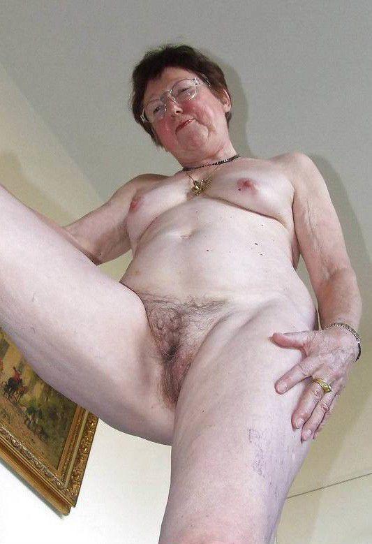 Granny cunt pics