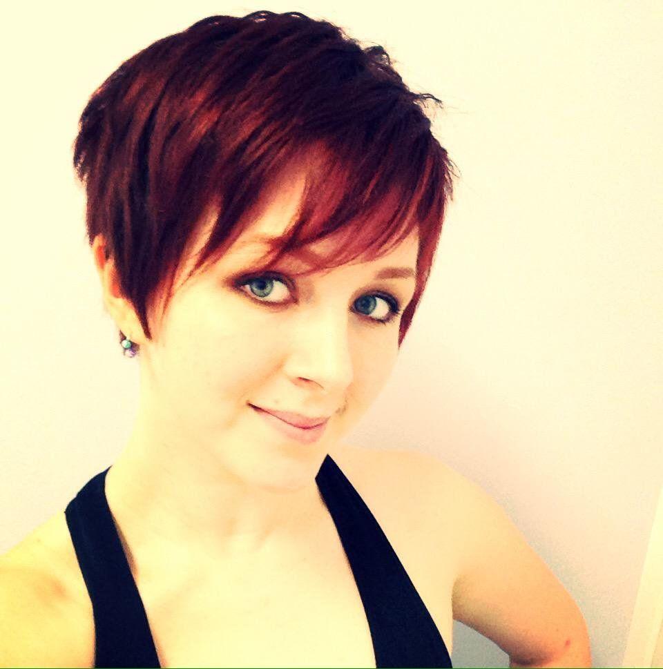 Aisha the redhead