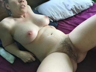 Cum On Pussy And Stomach