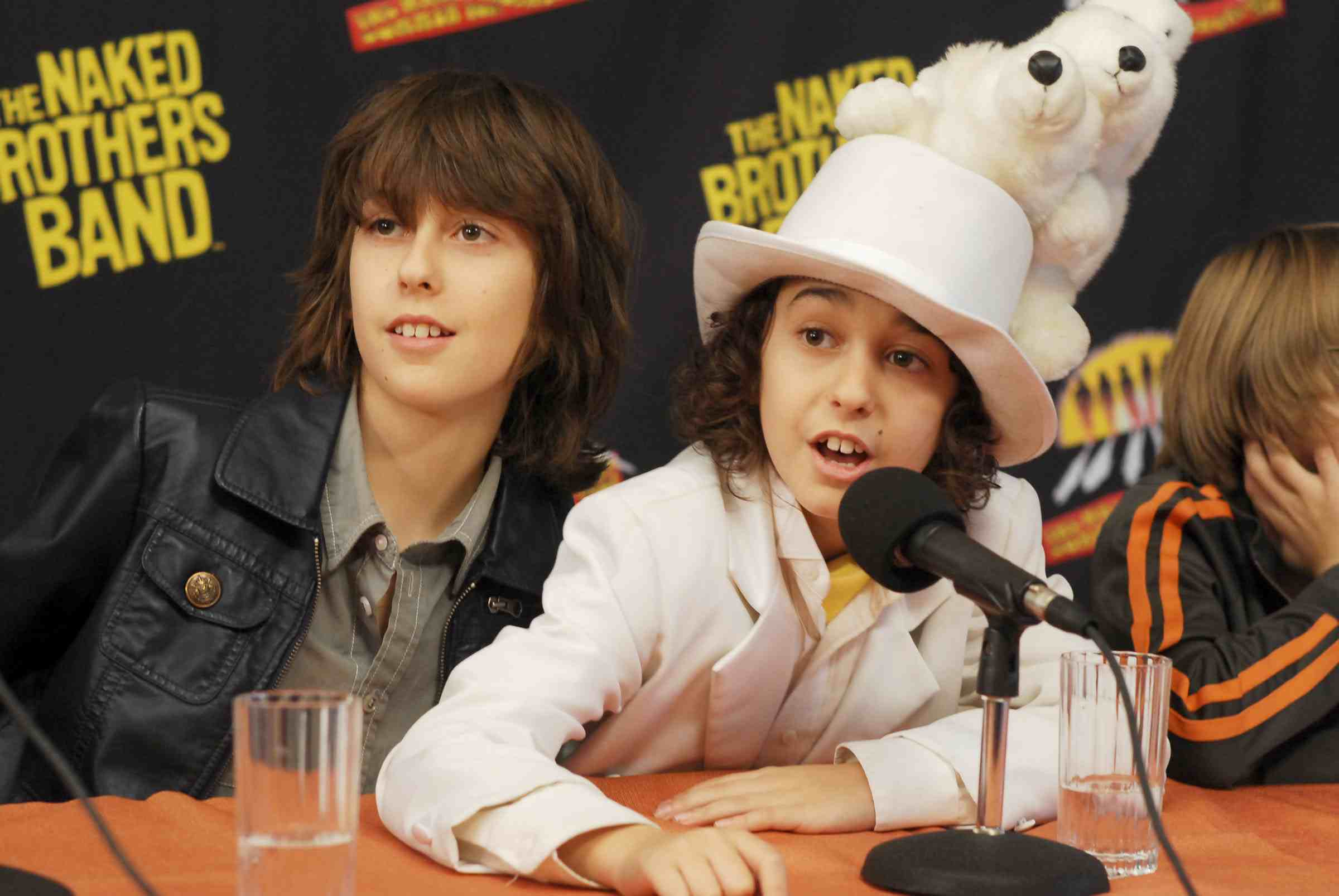 Have faced from the band roselina naked brothers charming