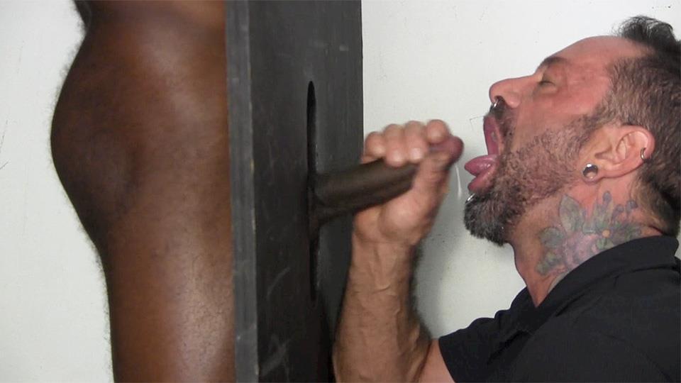 Filthy masseur teasing his client