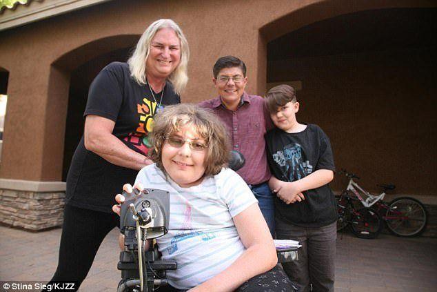 Mayhem reccomend Family transsexual photo