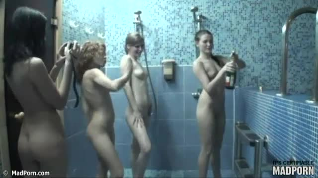Naked girls in shower movies
