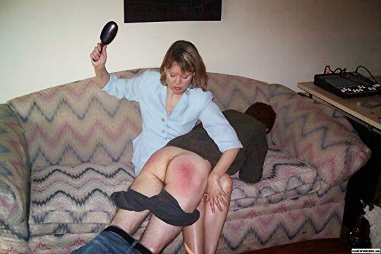 She put him f m spank