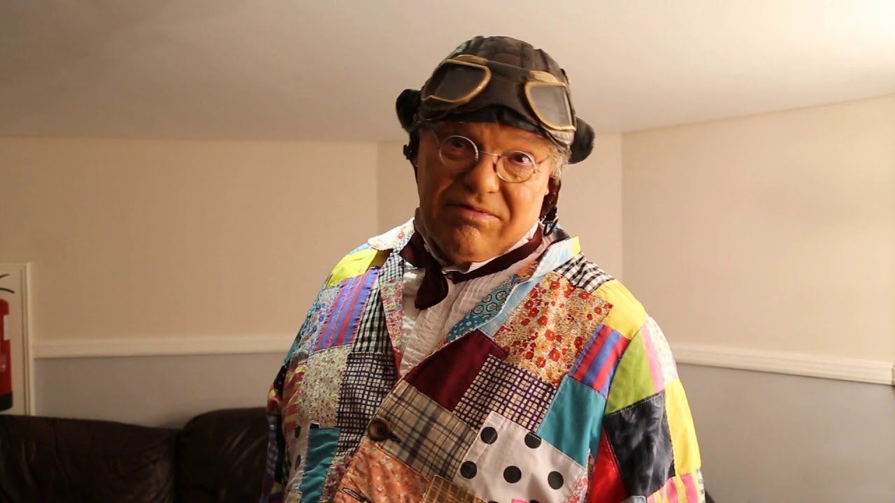Sylvester reccomend Roy chubby brown website