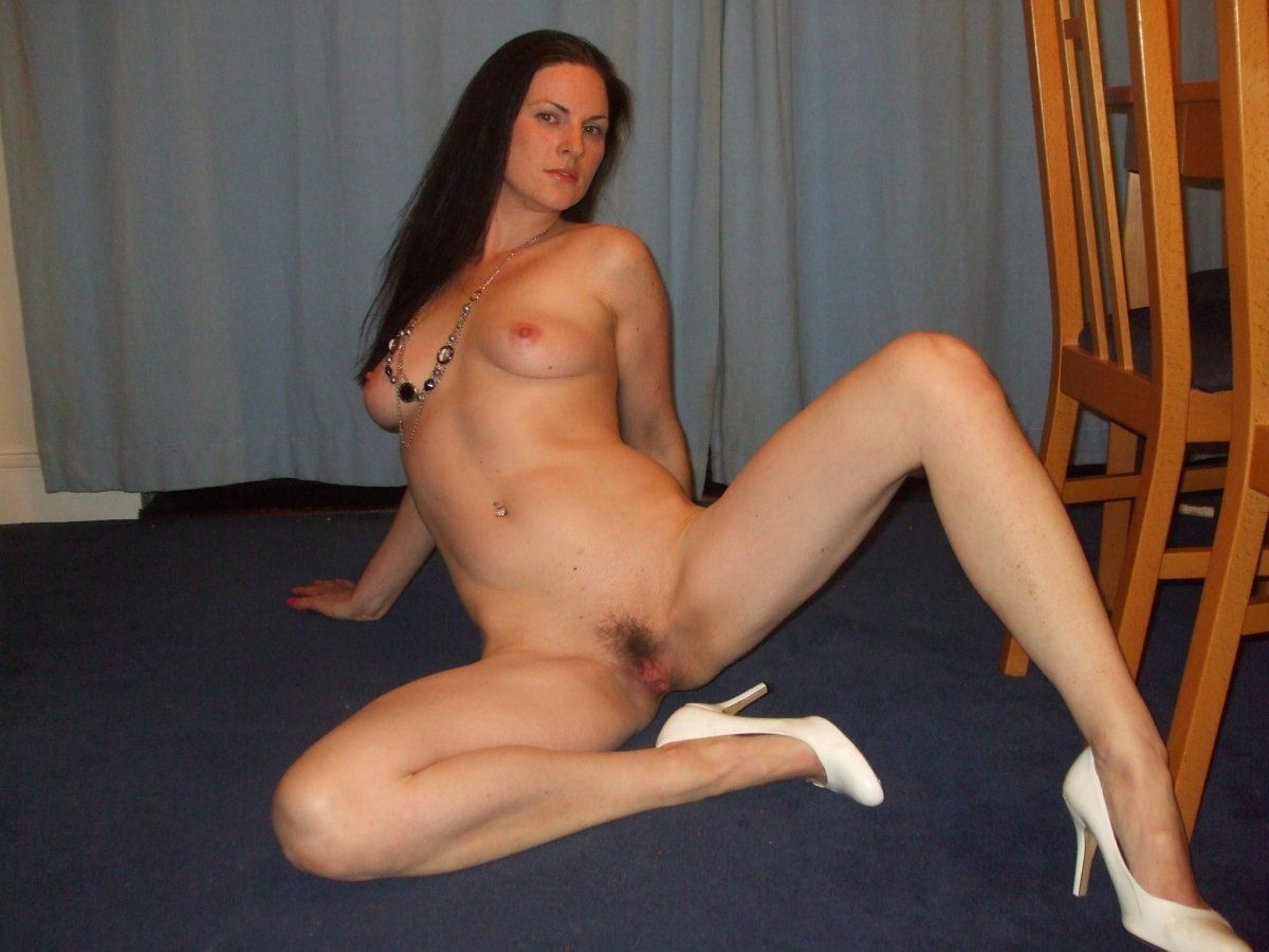 Slick and smooth pussy