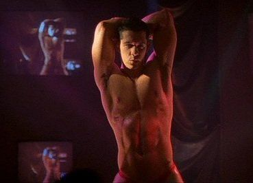 Movies of gay male strippers