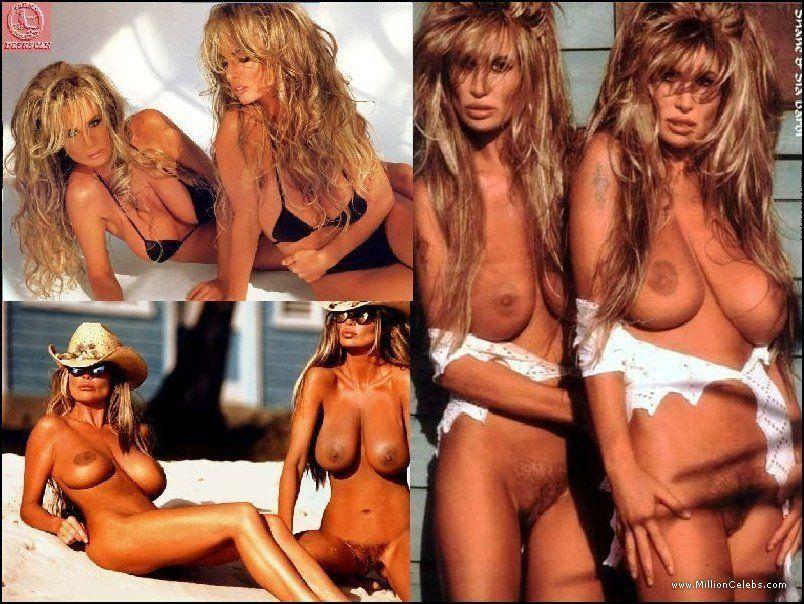 Barbi twins hustler pics