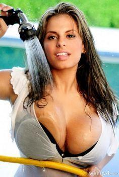 boob clip hot sexy