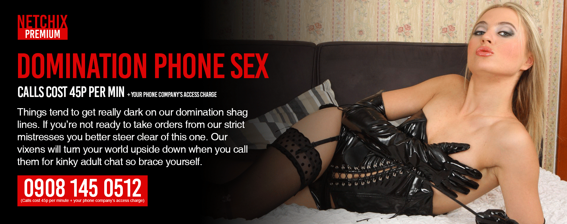 Domination phone lines
