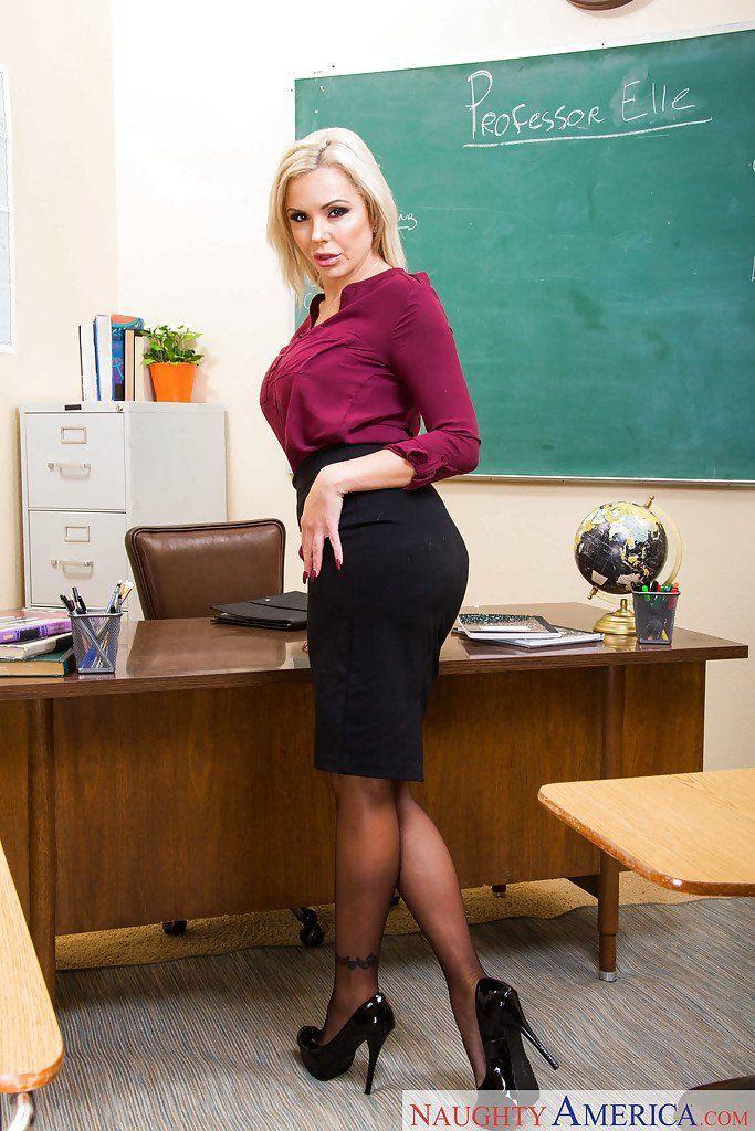 Teachers milf secrateries share your