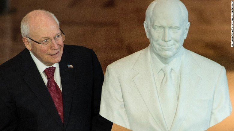 Dick cheney position