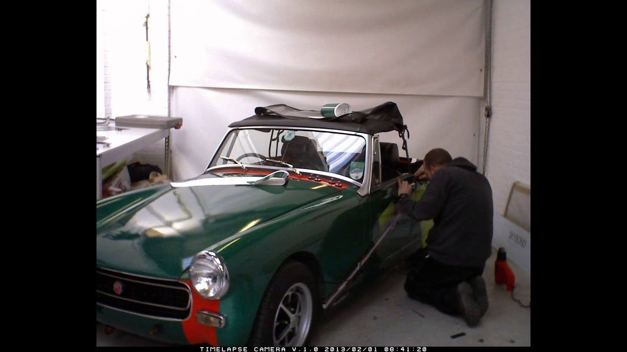 Ribeye reccomend Mg midget car clubs