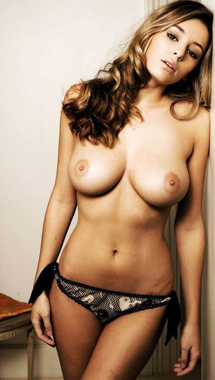 Naked photos of keeley hazell think