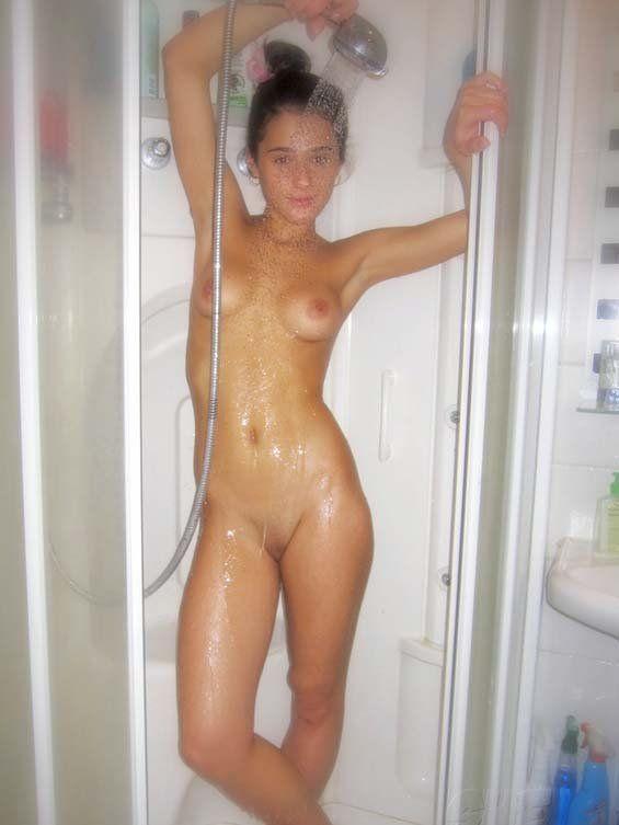 Dart reccomend Nude girl shower photo