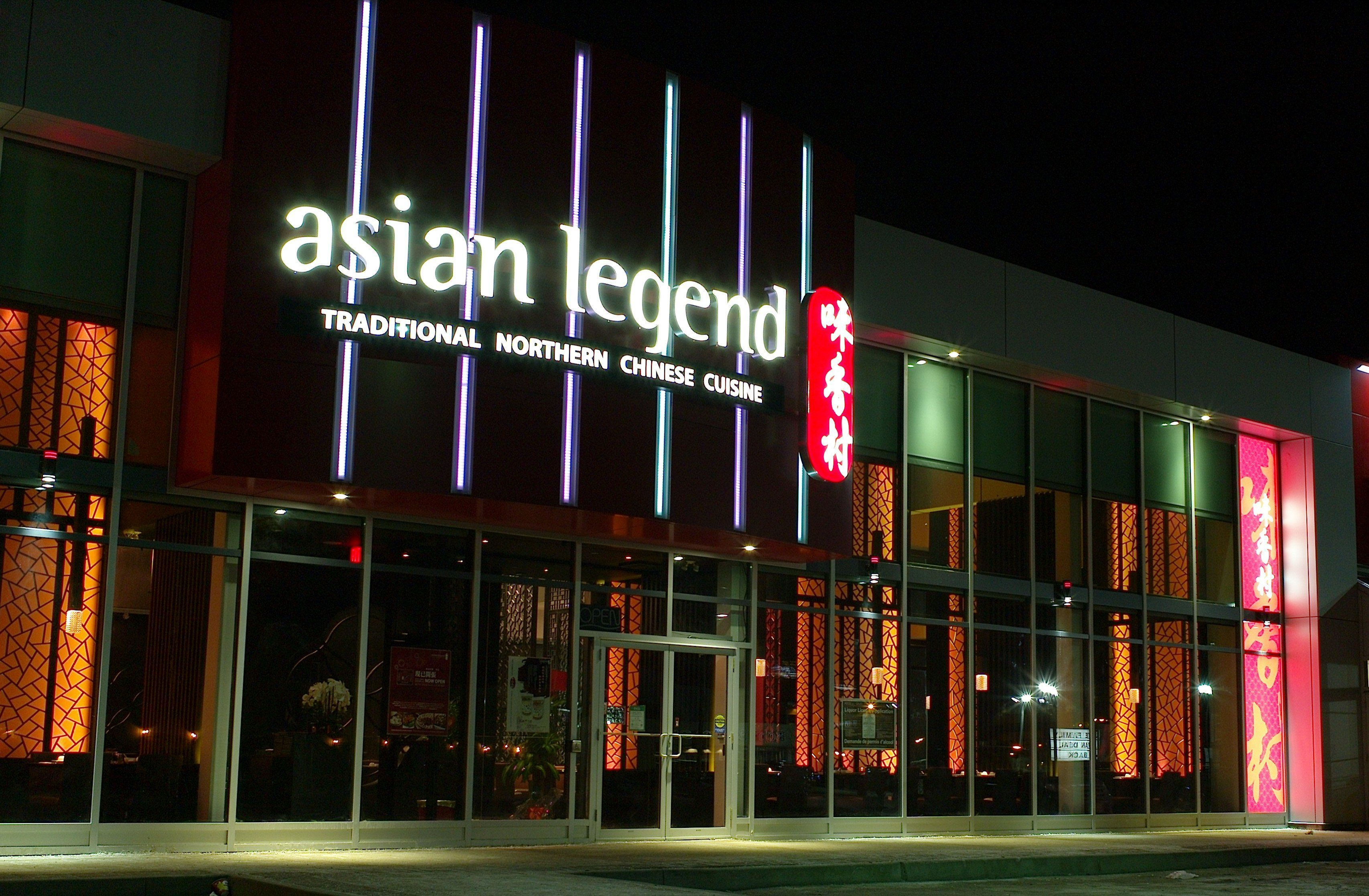 best of Legend restaurant toronto Asian