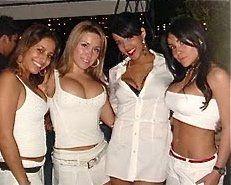 Lesbian party dress