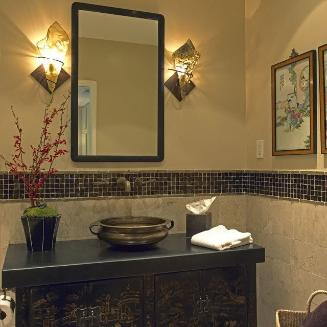best of Decor Asian bathroom