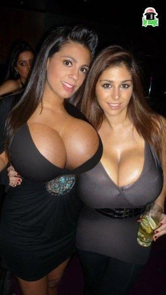 Master reccomend Sexy big boobed twins