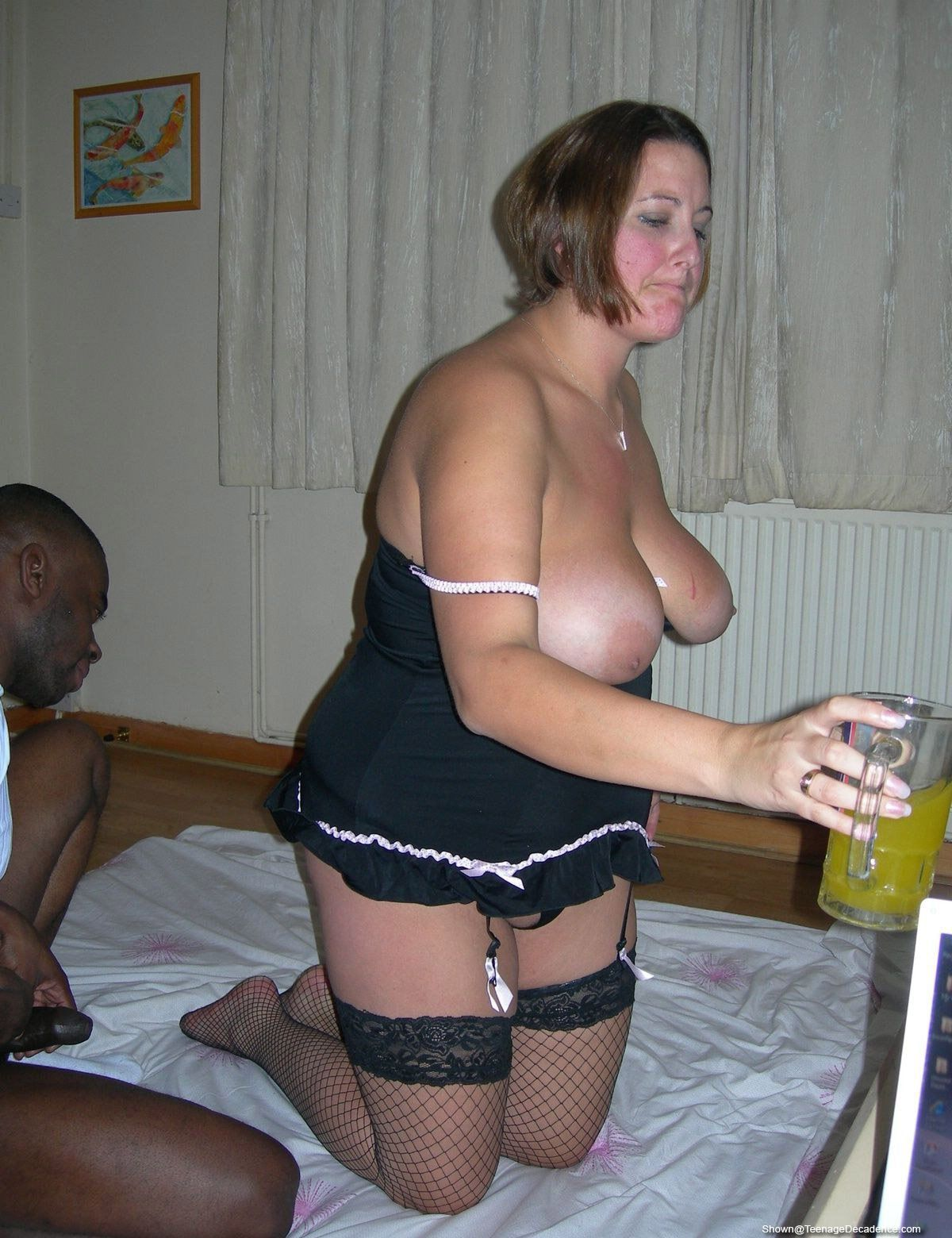 Chubby wife clips