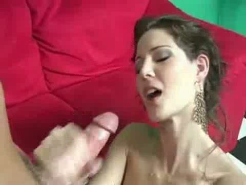 Home handjob video free