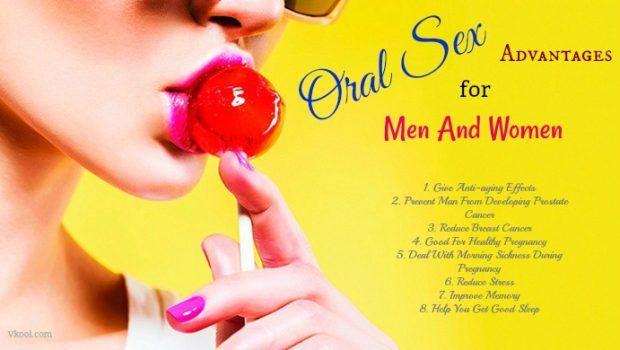 Oral sex on women good best