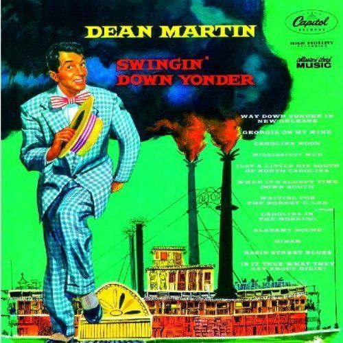 Swinging with dean martin