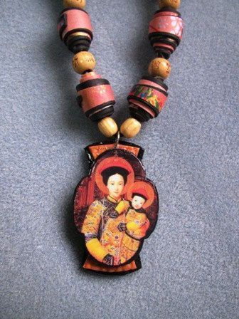 Maddux reccomend Asian polymer clay jewelry