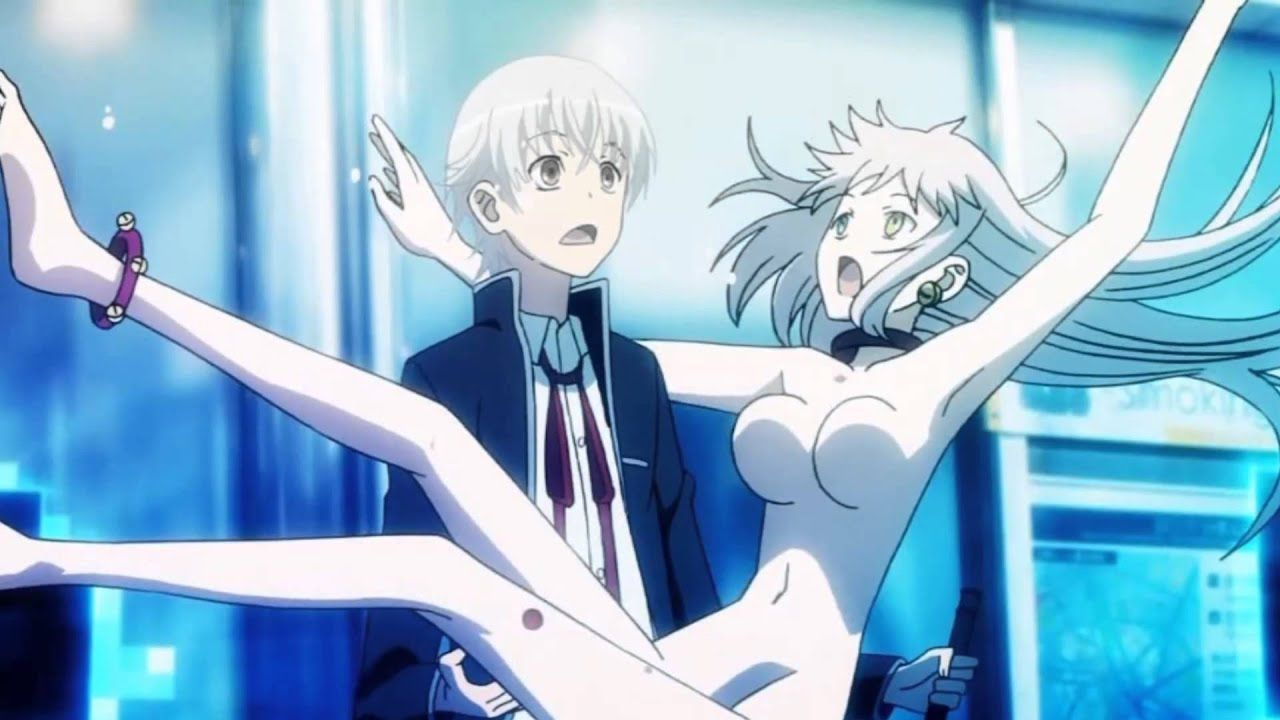Phantom reccomend Names of adult anime shows