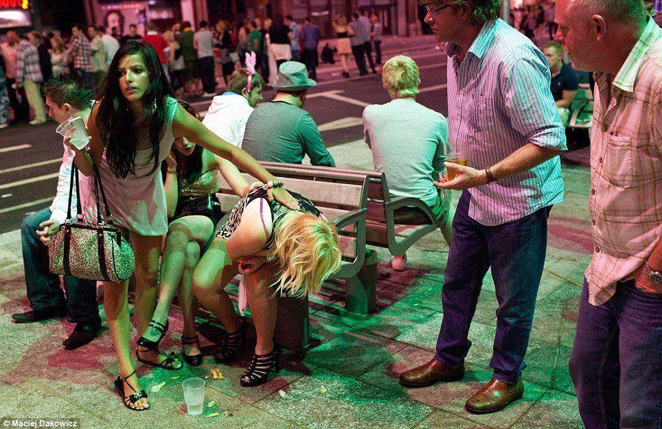 Bourbon street live sex shows