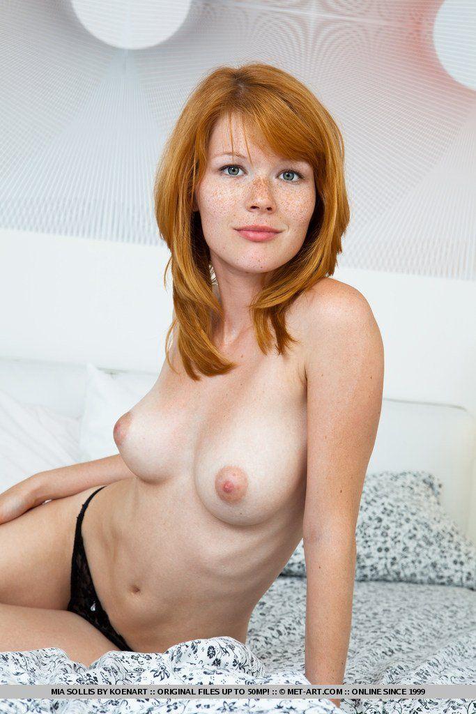 Chocolate C. reccomend Clip pretty redhead undressed