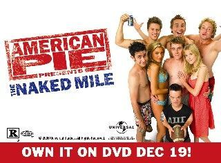 Remarkable, credits mile pie american naked remarkable, this