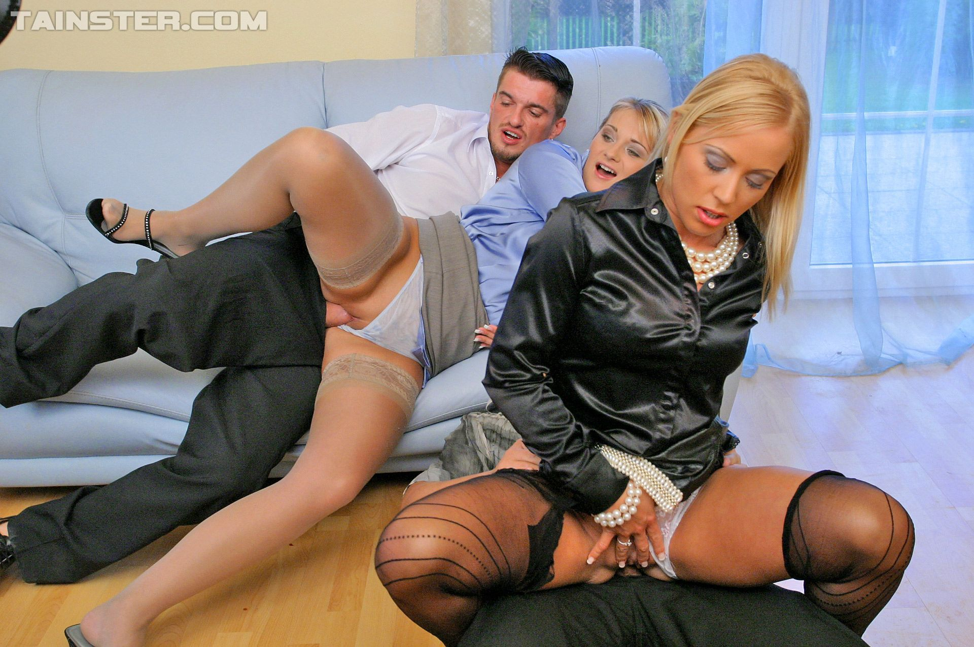 Not simple, Pantyhose mature ripped free video for