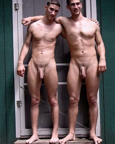 Gallery male nude twins
