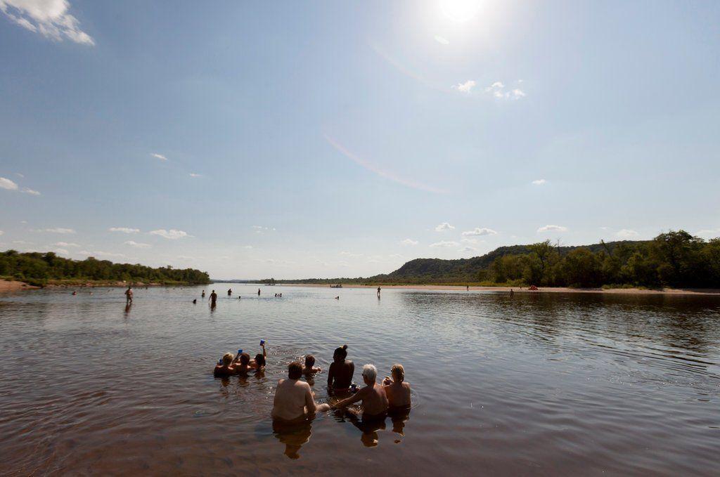 best of Nudist park charles Lake