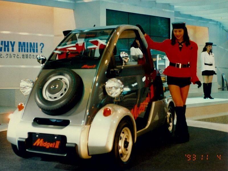 Willow reccomend Daihatsu midget wheelbase