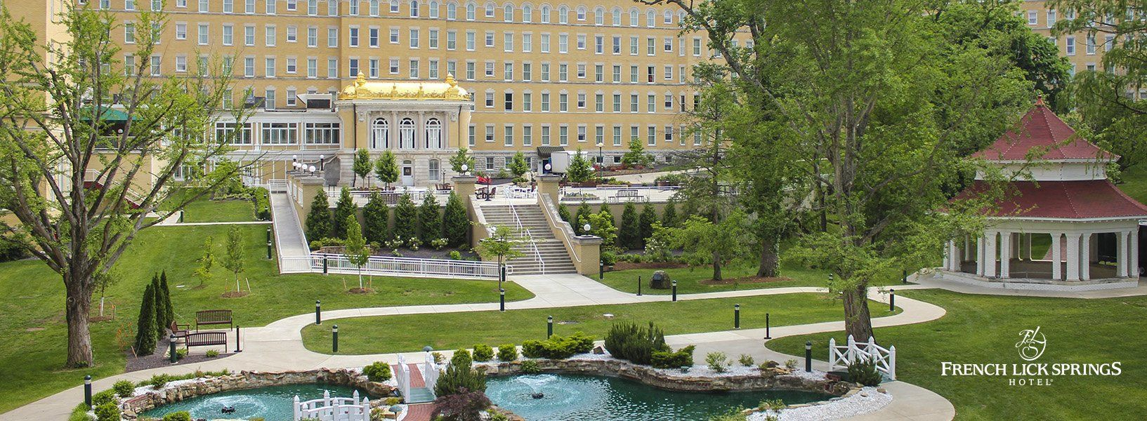 French lick spring