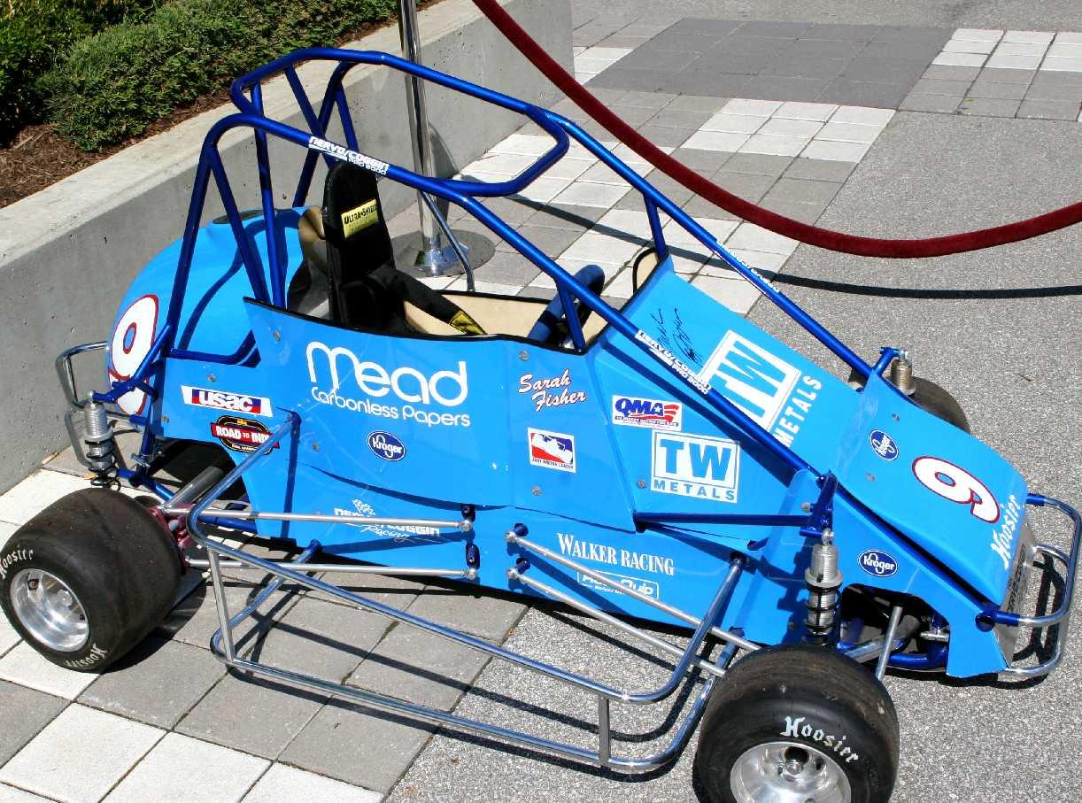 Quarter midget racing parts