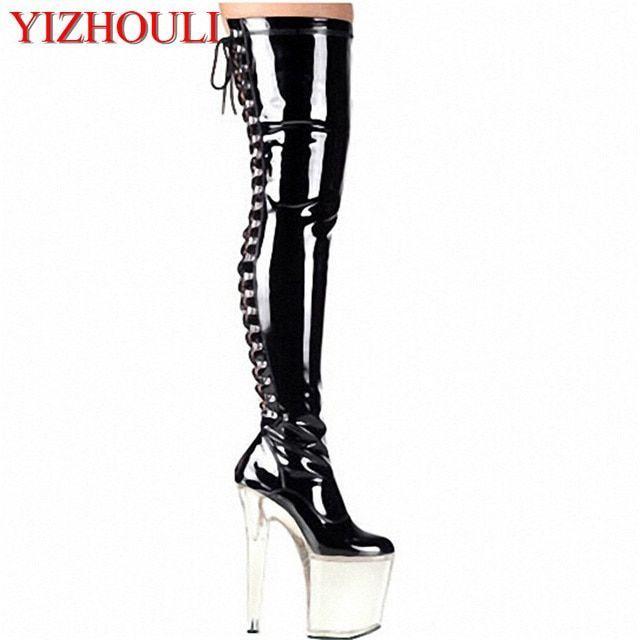 Mooch reccomend High heels boots fetish