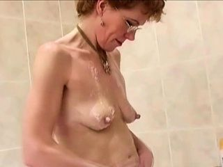 4526 shower small tit tube