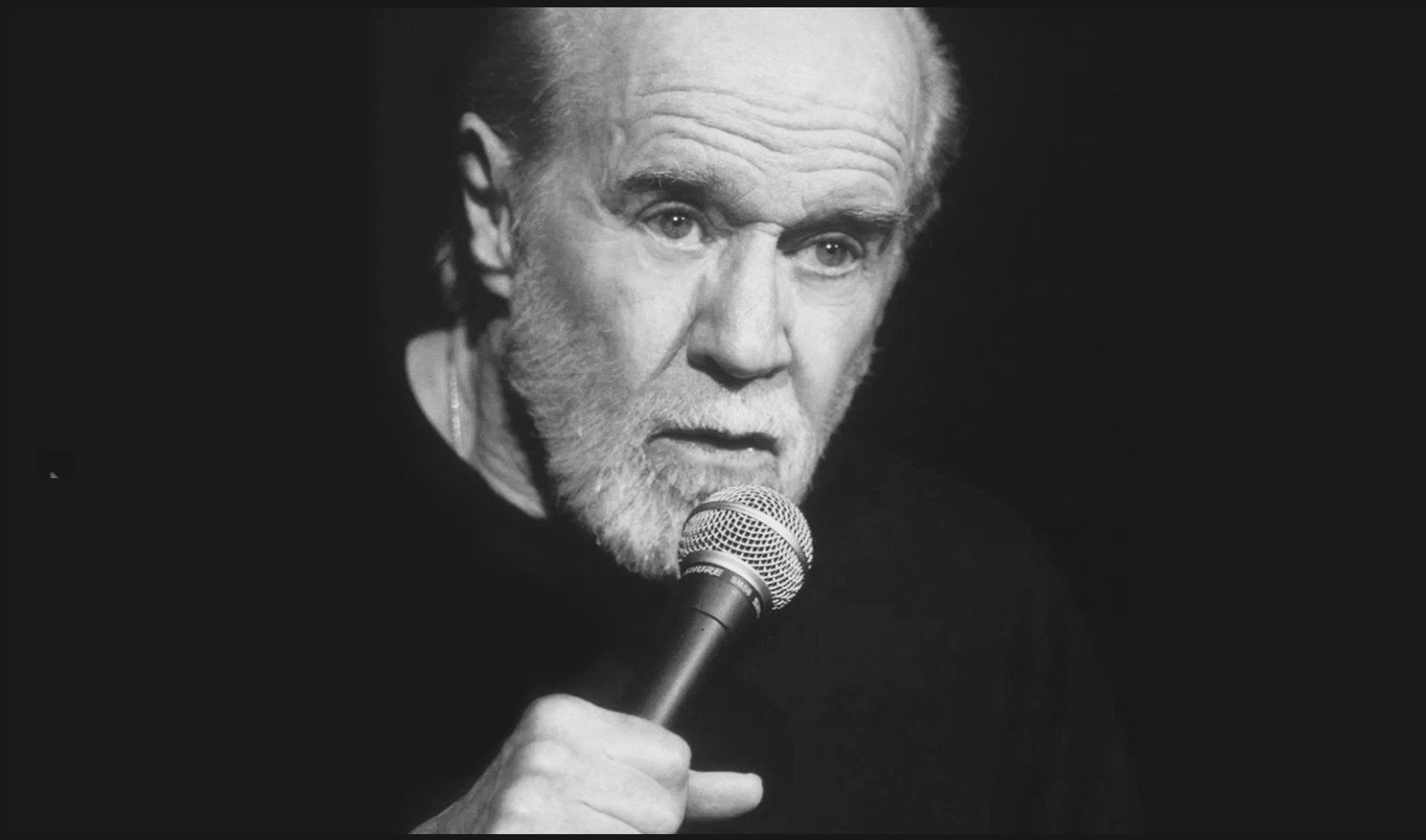Mustard reccomend George carlin assholes
