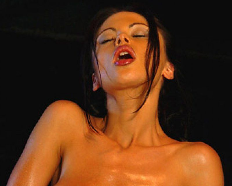 Female ultimate orgasm
