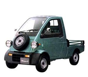 Maddux reccomend Daihatsu midget wheelbase