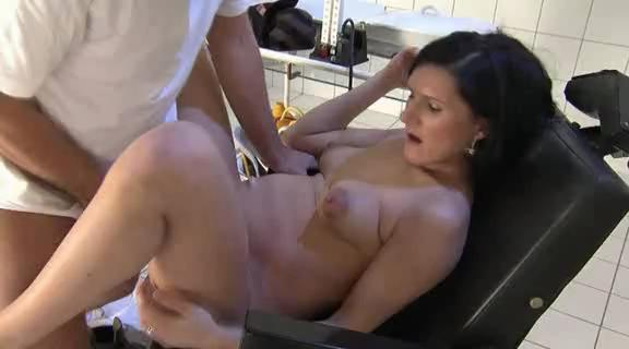 Wife sex her doctor